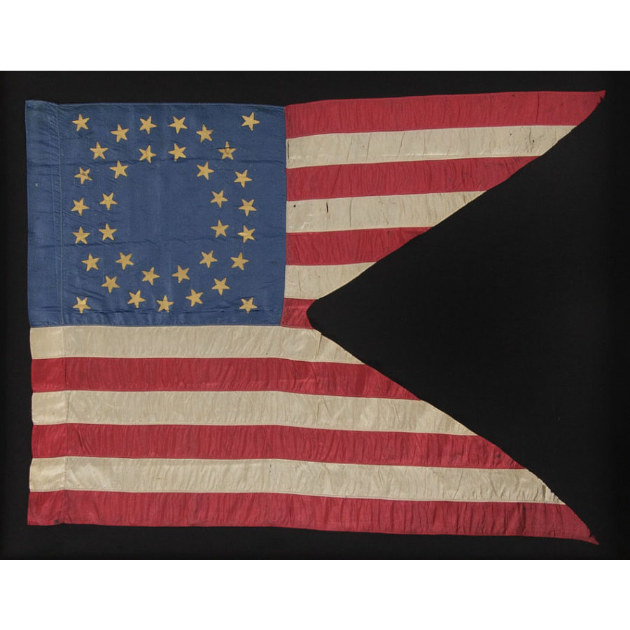 Jeff Bridgman Antique Flags And Painted Furniture 35
