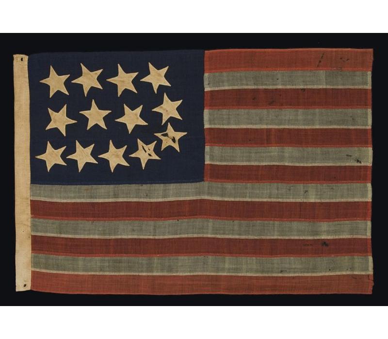 Jeff Bridgman Antique Flags and Painted Furniture - RARE ...
