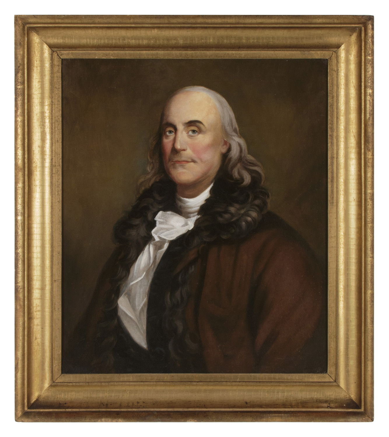 the americanization of ben franklin Benjamin franklin apparently understood the notion that input prices  to  legitimize his policy of americanization of foreign born employees,.