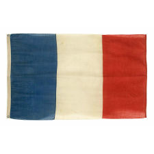 THE BLEU, BLANC & ROUGE: A FRENCH NATIONAL FLAG OF THE WWII ERA